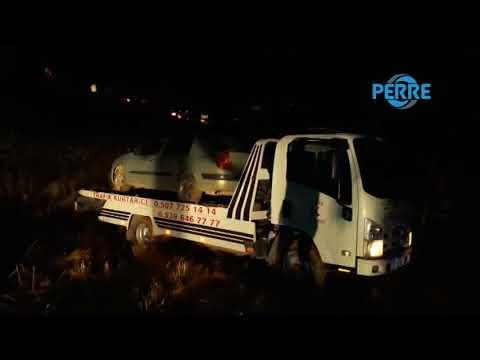 Ambulanslar Kurtarmaya Gitti Çamura Saplandı