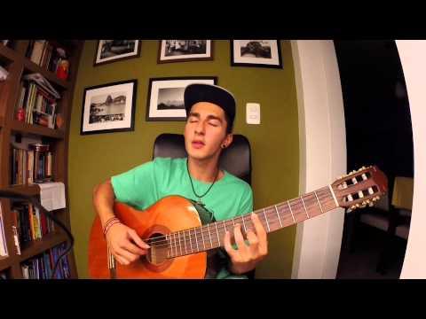 Natiruts - Quero Ser Feliz Também ( cover acústico ) Caio Lopes