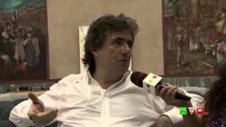 La Terra - Il Soffio - Intervista al M° Ambrogio Sparagna - www.HTO.tv