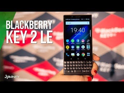 BlackBerry KEY2 LE, opiniones tras primera toma de contacto