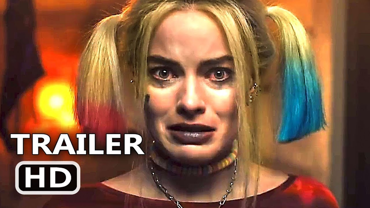 BIRDS OF PREY Trailer Português LEGENDADO (2020) Harley Quinn