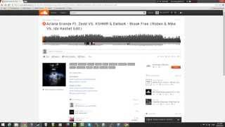 How To Download RTMP Streams On Soundcloud