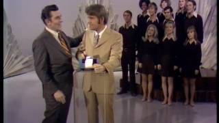 Andy Griffith & Glen - The Glen Campbell Goodtime Hour: Christmas Special (1969) - Comedy Skit