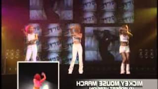 Parapara Paradise - MICKEY MOUSE MARCH (eurobeat version) / DOMINO