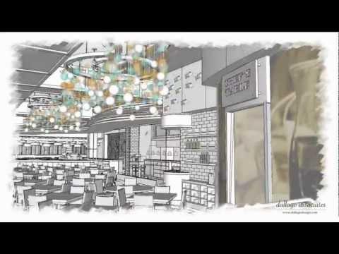 Dallago Associates, Inc / Restaurant Designers - Jewel Restaurant & Lounge.mov