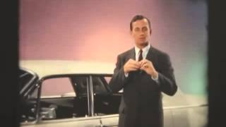 Lincoln Continental 1965 commercial