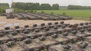 В Германии утилизируют боевые танки (новости)(http://www.ntdtv.ru В Германии утилизируют боевые танки . В Германии успешно работает фирма, которая разбирает танки..., 2014-05-09T12:36:30.000Z)