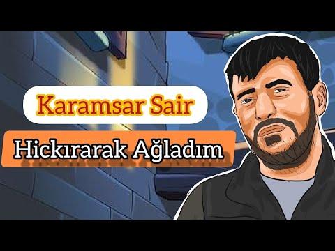Karamsar Şair - Hıçkırarak Ağladım (Official Video Klip 2014 )