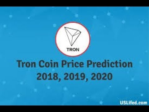 Current price of tron cryptocurrency