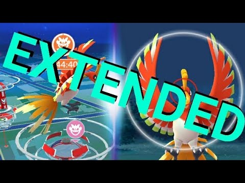 Download Youtube: Ho-Oh Deadline Will Be Extended? My Highest CP Ho-Oh +  New Level 40 - Pokemon GO