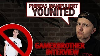 GAMERBROTHER INTERVIEW ÜBER DEN PHINEASFIFA SKANDAL