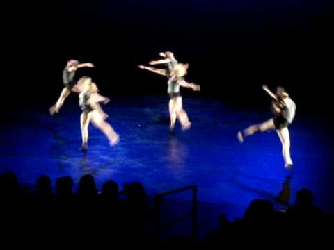 bonnie story's choreo to 'gravity'
