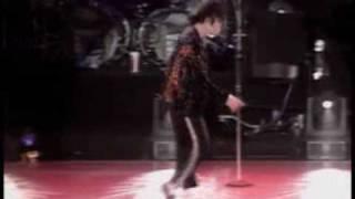 Michael Jackson's Longest Moonwalk