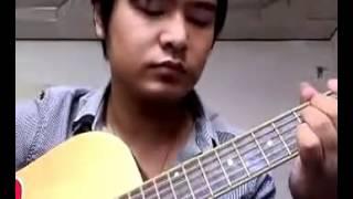 túy hồng nhan guitar cover