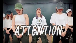Charlie Puth - Attention Remix (Dance Cover) | SIMEEZ choreography