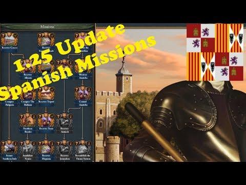 EUIV: 09 Spanish Missions