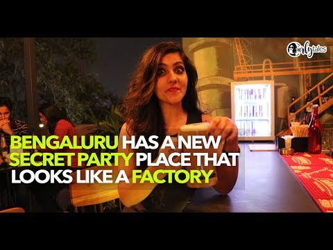 Party At Brooks & Bonds Brewery In Bengaluru | Curly Tales