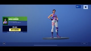 Fortnite Item Shop Review *NEW WORLD CUP SKIN* (July 25th 2019) - Fortnite Battle Royale