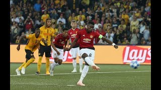 "Pogba explains 26-step penalty run-up | ""I just wanted to stabilise the goalkeeper"""