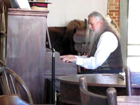 Blackwater Missouri Saloon Piano Player... Rag Time