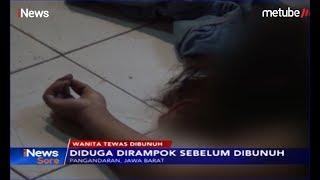 Seorang Janda Ditemukan Tewas, Diduga Menjadi Korban Perampokan dan Pembunuhan - iNews Sore 18/09