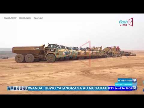Amakuru mukinyarwanda kuri Flash TV taliki ya 10.08.2017