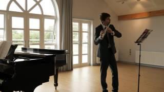 Shebbear College Music Student