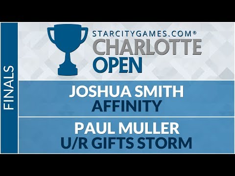 SCGCHAR - Finals - Joshua Smith vs Paul Muller