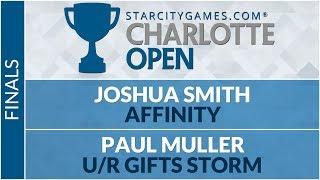 SCGCHAR - Finals - Joshua Smith vs Paul Muller
