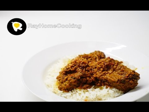 Beef Rendang Indonesian Dry Beef Curry
