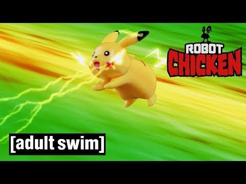 Robot Chicken  Die Ratte Braveheart  Adult Swim Deutschland