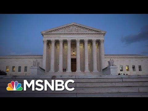 SCOTUS Upholds Affirmative Action Programs | MSNBC