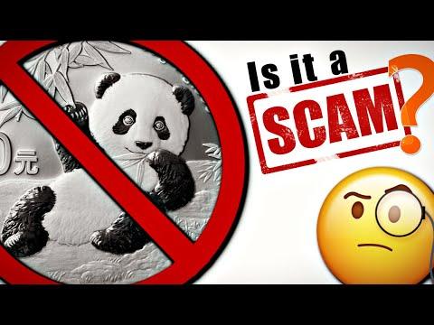 Silver Pandas Are A RIP-OFF!?