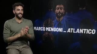 """Marco Mengoni presenta """"Atlantico"""" nuovo album"""