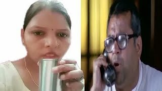 Baburao talk with Chai Pilo Aunty - Baburao VS Chai Pilo Friends - Funny Video -
