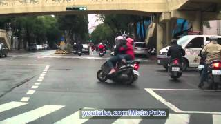 100 Motorcycle Crashes - part 2