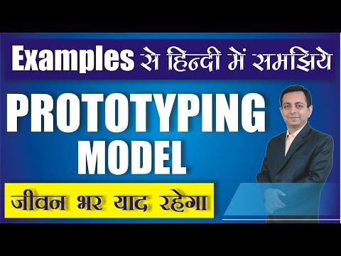 127# क्या होता है Prototyping Model ? (Hindi)