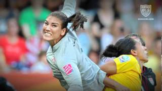 Best Performance (Player): Hope Solo - 2011 Best of U.S. Soccer