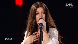 "Asya Khoroshun - ""Ludi"" - The knockouts - The Voice Ukraine Season 10"