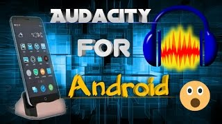 Audacity For Android Best Alternative