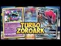 Turbo Zoroark GX / Muk - Pokemon TCG Online Gameplay