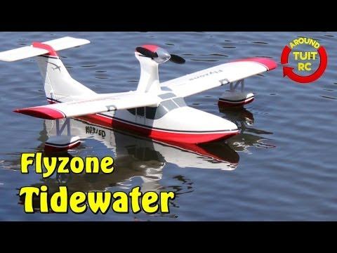 Flyzone Tidewater Airplane
