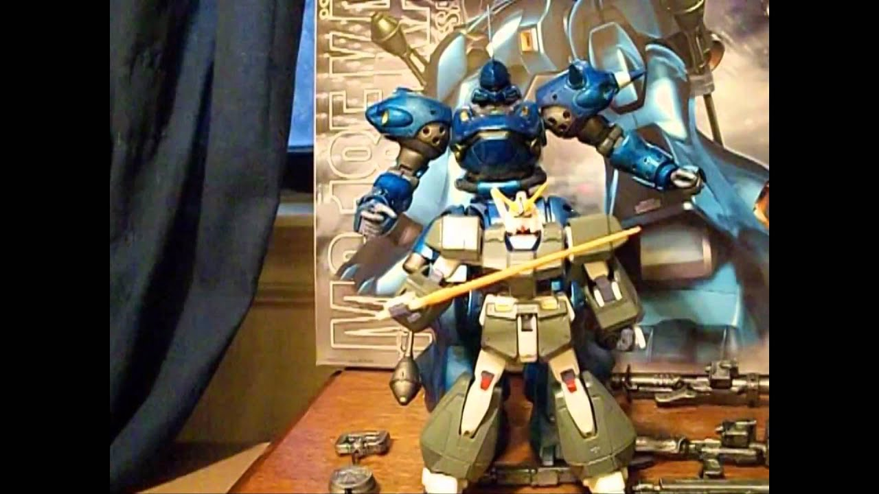 mg 1  100 uc ms-18e kampfer model review
