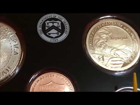 LIVE UNBOXING 225TH ENHANCED COIN SET STILL FOR SALE!! 10/14/17