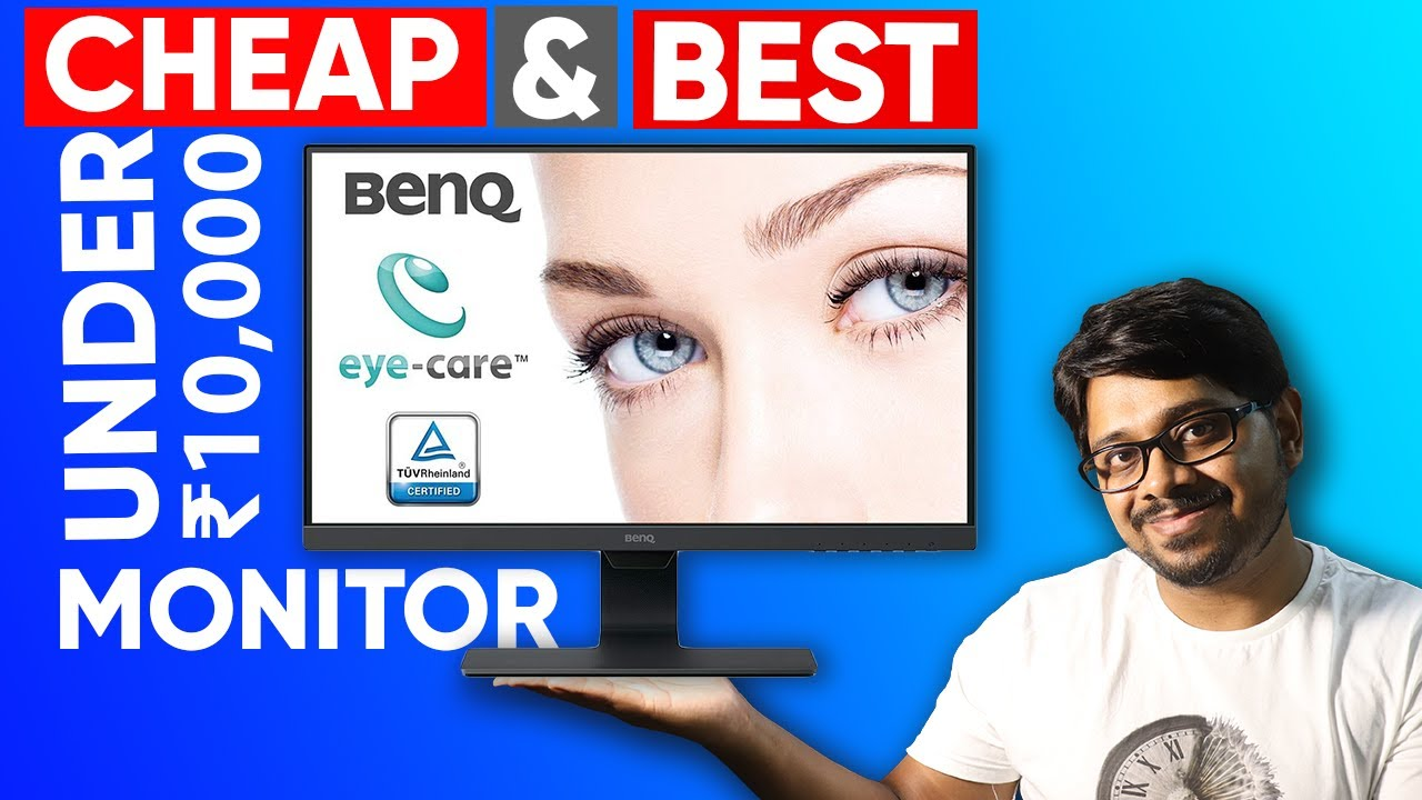Cheap and Best Monitor in 10000 RS 🔥 BenQ GW2480 Review ...