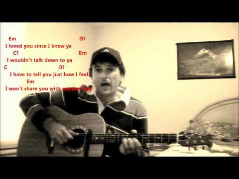 Roxanne The Police By Mandu ( COVER ) -Chords & Lyrics
