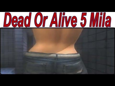 Dead Or Alive 5 - Mila Ending Cutscenes Story Mode Part 2 [DOA 5 HD]
