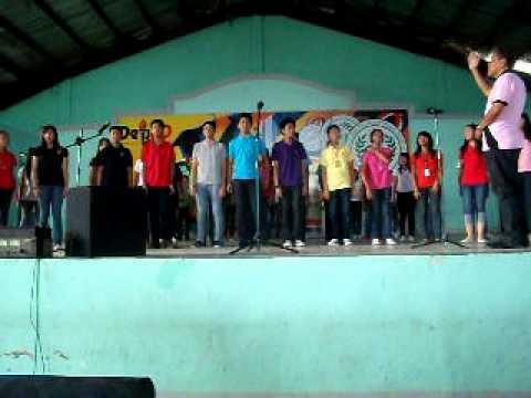 marcelo h. del pilar national high school children's choir - kendeng-kendeng
