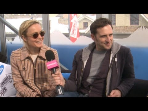 Josh Lucas and Radha Mitchell on the Beauty of Big Sur Movie at Sundance
