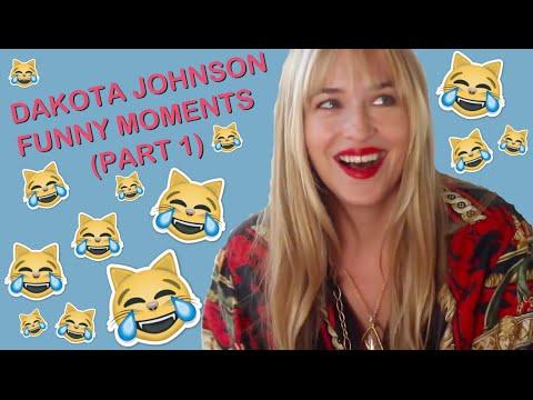 Dakota Johnson FUNNY MOMENTS (PART 1)